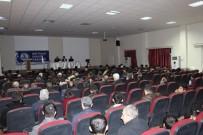 ARAŞTIRMACI - Kahta'da İslam Medeniyet Havzaları Paneli Düzenlendi