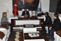 SELAHATTIN GÜRKAN - Karslıoğlu'ndan Gürkan'a Ziyaret