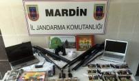 Kızıltepe'de Terör Operasyonu Açıklaması 4 Gözaltı
