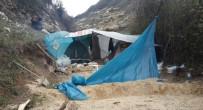 KURUDERE - Mağarada Kaçak Kazıya Suçüstü
