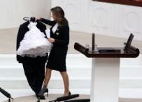 AHMET AYDIN - Gamze Akkuş İlgezdi'den Meclis'te gerginlik çıkaran hareket!