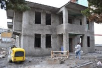 SEMT PAZARI - Muş Bilgi Evleri Projesi Tamamlanma Aşamasına Geldi