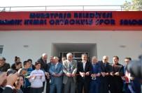 OKULLAR HAYAT OLSUN - Namık Kemal Ortaokulu Spor Salonu Açıldı