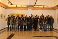 HACETTEPE ÜNIVERSITESI - Öğrenciler Ankara Sanat Turunda
