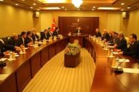 KEMAL YURTNAÇ - ORAKAP Toplantısı Yozgat'ta Yapıldı
