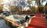 TAŞDELEN - Ördekli Park Açılışa Hazırlanıyor