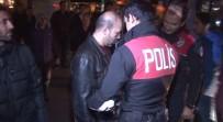 BÜYÜKDERE - Otobüste Silahlı Şahıs İhbarı Polisi Alarma Geçirdi