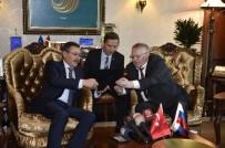VLADİMİR JİRİNOVSKİ - Rusya Federasyonu Liberal Demokrat Parti Başkanı Vladimir Jirinovski Açıklaması