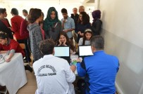 SAĞLIK TARAMASI - 'Sağlıklı Yaşam Ve Obezite İle Mücadele' Projesi  Kapsamında 25 Bin Kişi Tarandı