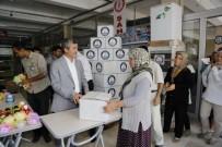 MEHMET TAHMAZOĞLU - Şahinbey Belediyesi 67 Ton 300 Kilogram Glütensiz Un Dağıttı
