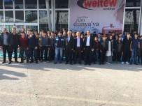 EXPO - Sakarya Mobilya Sektörü İnegöl Fuarındaydı
