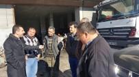 SOSYAL TESİS - Sarıcaoğlu, Esnaf Ve Vatandaşın Sorunlarını Dinledi