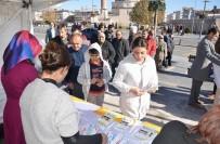 DİŞ FIRÇASI - Sivas'ta Ücretsiz Diş Fırçası Ve Macunu Dağıtıldı