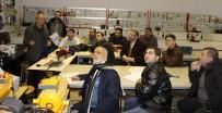 KALİFİYE ELEMAN - Suriyeli Mühendisler Bursa Sanayiinde İstihdam Edilecek...