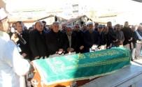 MEHMET AKTAŞ - Turgut Dereli Son Yolculuğuna Uğurlandı