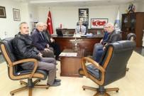 29 EKİM CUMHURİYET BAYRAMI - Turgutlu Belediyesinin Derneklere Desteği Sürecek