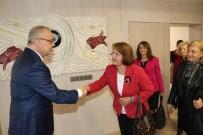 CENGIZ ERGÜN - Türk Kadınlar Birliği'nden Başkan Ergün'e Teşekkür