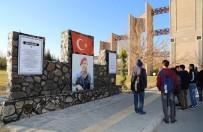 ADNAN GÖRÜR - Üniversitenin Girişine Ömer Halisdemir Anıtı