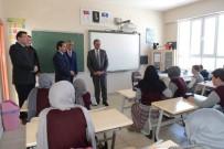 Vali Özefe'den Okul Ziyareti