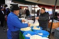 PAZARCI ESNAFI - Yozgat'ta Köylü Pazarı Esnafı 'Kapalı Pazar' Heyecanı Yaşıyor