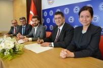 KATILIM PAYI - AESOB, Sağlık Protokolü İmzaladı