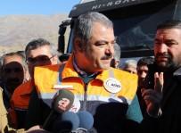 İŞ GÜVENLİĞİ - AFAD Başkanvekili Bilden Açıklaması 'Bugün 1-2 Kardeşimize Ulaşırız'