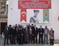 MÜSAMAHA - AK Parti İl Başkanı Akçay Şehit Ailelerini Ziyaret Etti