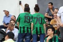 MARATON - Akhisar Belediyespor'a Taraftarlardan Tam Destek