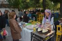 FESTIVAL - Akhisar'da 'Yöresel Ürünler Festivali'ne Büyük İlgi