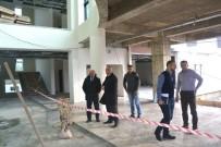 METİN ORAL - Altınova'ya Akıllı Bina