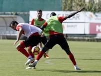 EMRE GÜRAL - Antalyaspor'da, Adanaspor Hazırlıkları