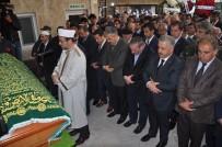 EROL AYYıLDıZ - Bakan Ahmet Arslan İzmir'de Cenazeye Katıldı