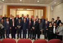 MEVLÜT KARAKAYA - Baş Açıklaması 'Bahçeli, Türkiye Cumhuriyeti'nin Önünü Açmaya Çalışıyor'