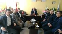 ÖĞRETMENEVI - Başkan Durak'tan Özcan Beşkardeş'e Ziyaret