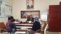 GÖKHAN KARAÇOBAN - Başkan Karaçoban Vatandaşları Dinlemeye Devam Ediyor