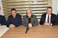 SELAHATTIN GÜRKAN - Battalgazi Belediye Başkanı Gürkan, Baskillilerle Bir Araya Geldi