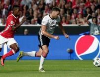 TOLGAY ARSLAN - Beşiktaş'tan mükemmel geri dönüş