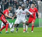 VODAFONE - Beşiktaş'tan Muhteşem Geri Dönüş
