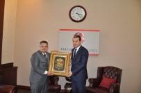 KÖKSAL ŞAKALAR - Bilecik Belediye Başkanı Selim Yağcı'nın Eskişehir Ve Bozüyük Temasları