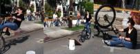 BEACH - Bisikletli Şov Yerde Son Buldu
