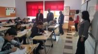FEN BILGISI - Bozüyük'te TEOG Sınavının İlk Günü Sorunsuz Tamamlandı