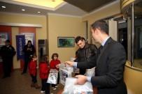 DİŞ FIRÇASI - Büyükşehir Belediyesi İle Sağlıklı Dişler