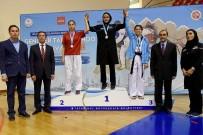 KAĞıTSPOR - Büyükşehirli Hüma, Bronz Madalya Kazandı