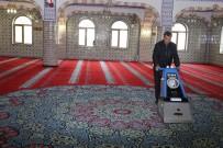 ESENTEPE - Cami Halılarının Temizliği Belediyeye Emanet