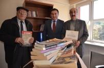HARRAN ÜNIVERSITESI - Fakülte Kütüphanesi İçin Kampanya Başlatıldı