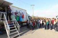 GEBZE BELEDİYESİ - Gebze'de Öğrencilere Simülasyonlu Deprem Eğitimi
