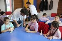 GEBZE BELEDİYESİ - Gebzeli Çocuklar Kendi Oyuncaklarını Kendileri Yapıyor
