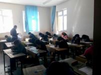 MATEMATIK - Gürün'de TEOG Sınavına 320 Öğrenci Katıldı