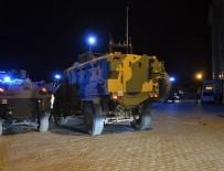 DERECIK - Hakkari'de terör saldırısı: 1 şehit