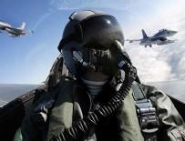 HÜKÜMET KARŞITI - FETÖ'nün Hava Kuvvetleri çarkı böyle işledi